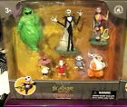 Nightmare Before Christmas Collectible Figures Playset Cake Toppers Disney Parks