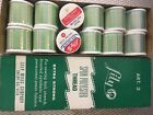 Lot of 300 yd multi color polyester thread  1080 spools in all