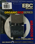 EBC Organic Brake Pads for CPI GTR150 (1 Pin Pad Fixing Front Caliper) 2005-2009