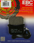 EBC Organic Brake Pads for Kawasaki KZ750 L3 1983