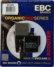 EBC Organic Brake Pads for CPI GTR150 (2 Pin Pad Fixing Front Caliper) 2005-2009