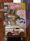 CALVIN AND HOBBES CUSTOM HOT WHEELS DAIRY DELIVERY TRUCK
