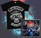Papa Roach THE CONNECTION EXCLUSIVE TOUR SIGNED CD DVD T-SHIRT BUNDLE 500 copies