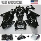 Fairing Kit for Kawasaki Ninja 250R 2008-2012 09 Glossy Black Injection Bodywork