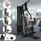 Kraftstation Fitnessstation Hantelbank Heim Training Center Home Multigym Gerät