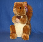 TY NUTTY THE SQUIRREL BEANIE BUDDY - MINT with MINT TAGS