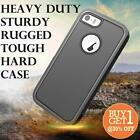 Cover For iPhone 6s 7 8 Plus SE Heavy Duty Tyre Rugged Shock Proof Builder Case