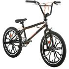 Kids BMX Bike Mongoose Freestyle Youth Bikes For Boys Kid Bicycle 20 Inch Black