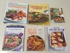 Lot of 6 Weight Watchers Complete Cookbook Momentum One Pot Meals Hit Spot