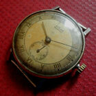 Vintage 1930s TITUS GENEVE 15 Jewels Swiss Watch Working Wristwatch
