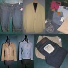 BLOWOUT 1600 NEW Wholesale Lot Resale Womens Mens Designer  Moderate Clothing