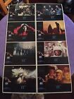 E.T. THE EXTRA-TERRESTRIAL LOBBY POSTER SET SPIELBERG'S SIGNED TRIVIA CARD