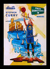 Stephen Curry From Downtown 2016-17 Panini Studio Warriors SP CASE HIT BV = $400