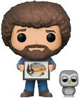 Funko Pop! Television: The Joy of Painting - Bob Ross with Hoot the Owl CHASE