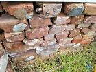 Antique handmade bricks, reclaimed from old store in downtown Goldsboro, NC.