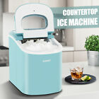 Portable Electric Water Dispenser Wice Maker Countertop Ice Compact Machine