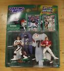 (MA2) Kenner Starting Lineup 1998 Classic Doubles Elway/Elway Figurines - NEW