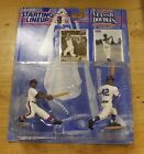 (MA2) Kenner Starting Lineup 1997 Edit Classic Doubles Aaron/Robinson Figurines