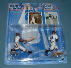 STARTING LINEUP: CLASSIC DOUBLES HANK AARON & JACKIE ROBINSON - MOC