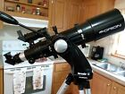 ORION ASTROVIEW 120ST ACHROMATIC REFRACTOR AL AZ MOUNT + MANY EXTRAS