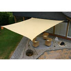 NEW SUN SAIL SHADE SQUARE CANOPY COVER OUTDOOR PATIO AWNING 20 x 20