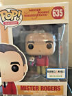 Funko Pop Mister Rogers W King Friday XIII Barnes & Noble exclusive