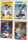 2018 Topps Archives Cubs Addison Russell Anthony Rizzo Ernie Banks F. Jenkins