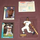 1993 Starting Lineup Gary Sheffield Figure With Card San Diego Padres Hit Men