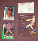 1993 Starting Lineup Larry Walker Figure With Cards Montreal Expos