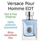 Versace Pour Homme EDT 2ml 5ml 10ml Glass Sample Decant Spray