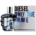 Only the Brave by Diesel 2.5 oz EDT for men NIB
