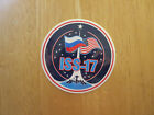 NASA ISS 17 Expedition 17 Patch Sticker