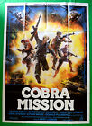 M02 POSTER 4F COBRA MISSION TOBIAS CONNELLY LUDMAN LEHMAN STEINER PLEASENCE