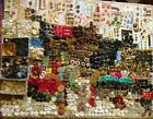 HUGE Antique Vintage BUTTON Lot Victorian Sets Pairs Strings Cards Hundreds 7LBS