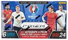 2016 Panini Prizm UEFA Euro France Factory Sealed Soccer Hobby Box