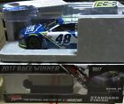 NEW 1 24 ACTION 2017 SS LOWES DOVER WIN 48 JIMMIE JOHNSON