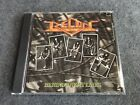 Recon Behind Enemy Lines CD 1990 Christian Rock Metal Worldview Deliverance