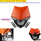 Streetfighter Dirt Bike Headlight Head Lamp Fairing For Honda KTM Kawasaki New