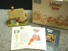 Lilliput Lane Leagrave Cottage Special Edition Sp. Event #729 NIB