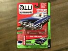 Auto World 164 Vintage Muscle 1966 Oldsmobile 442 Diecast AW64182 A Chase Car