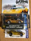 2018 Hot Wheels Retro Ent68 Corvette Gas Monkey Read Description Plz d Item