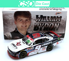 William Byron 2017 Liberty Homestead Raced AUTOGRAPHED 1 24 Die Cast IN STOCK