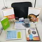 Weight Watchers DELUXE WELCOME KIT PointsPlus 3Books + More NEW Great Kit