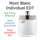 Montblanc Individuel EDT 2ml 5ml 10ml Glass Sample Decant Spray