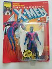 Archangel and Electronic Wolverine talking lot of 2 Toy Biz 1991 Figure