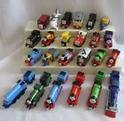 Lot of 24 Thomas Train Die Cast Metal Vehicles Engines Cars Boat Helicopter