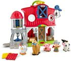 Fisher Price Nativity Playset Farm Toddler Animal Little People Play Set