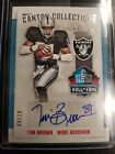 2016 Classics Canton Collections Tim Brown Auto 10