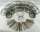 Lot of 30 Hour Glass Rusty Bed Springs + 60 Mini 4