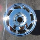 15 CHROME 1990 1991 EIGHTY EIGHT NINETY EIGHT OEM Factory Alloy Wheel Rim 1734